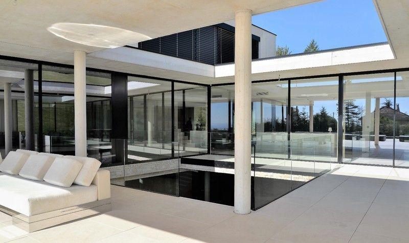 Architecte aix en provence for Architecte lyon maison contemporaine