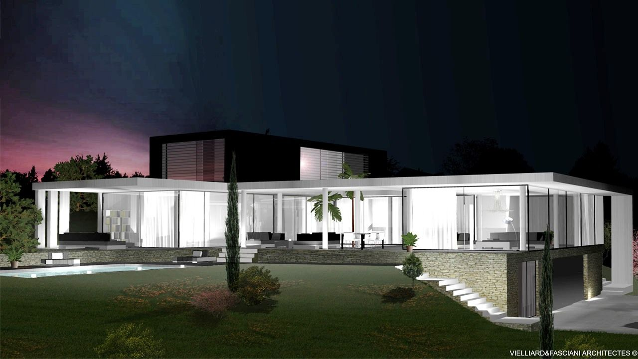 architecte aix en provence. Black Bedroom Furniture Sets. Home Design Ideas