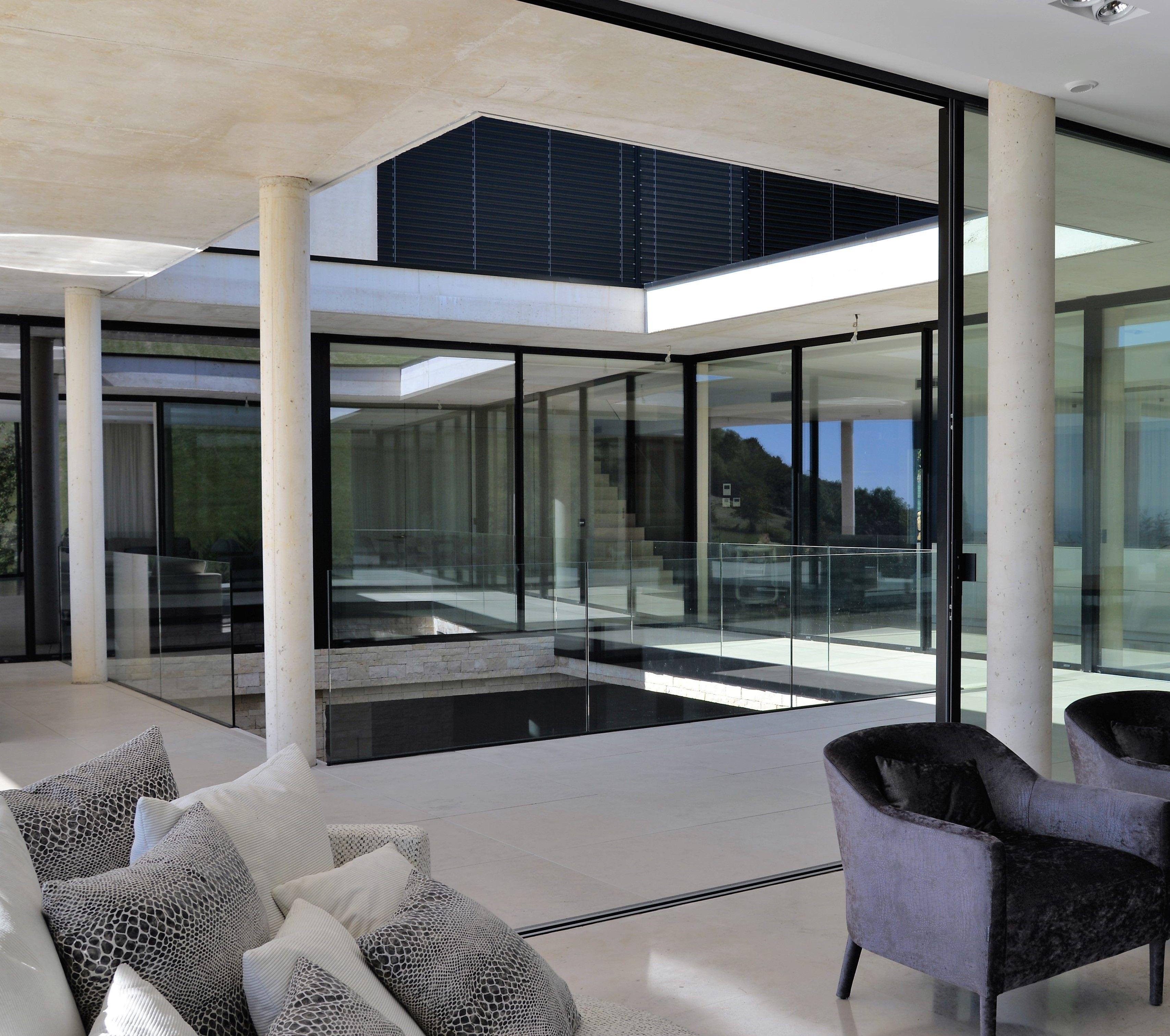 Maison moderne lyon architectes lyon for Architecte lyon maison contemporaine
